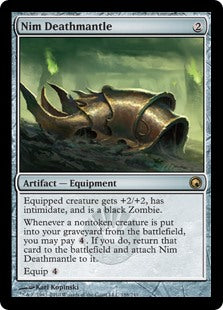 Nim Deathmantle (Foil) (Trade-In)