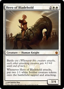 Hero of Bladehold (Foil) (Trade-In)
