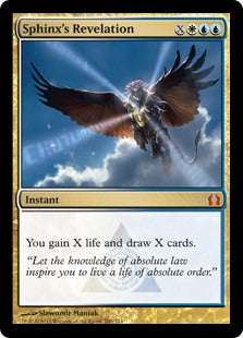 Sphinx's Revelation (Trade-In)