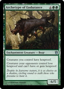 Archetype of Endurance (Foil)