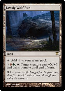 Kessig Wolf Run (Foil) (Trade-In)