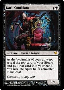 Dark Confidant (Foil) (Trade-In)
