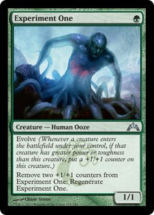 Experiment One (Foil) (Trade-In)