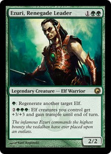 Ezuri, Renegade Leader (Foil) (Trade-In)