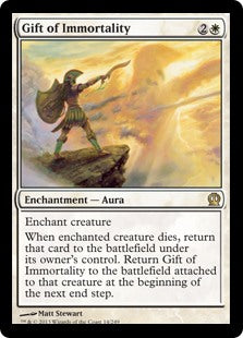 Gift of Immortality (Foil)