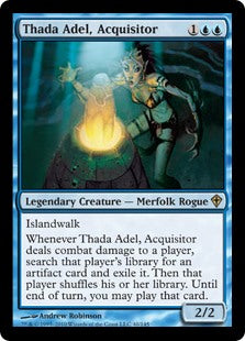 Thada Adel, Acquisitor (Trade-In)