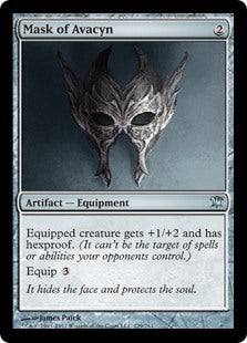 Mask of Avacyn (Foil) (Trade-In)