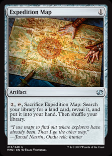 Expedition Map (Trade-In)