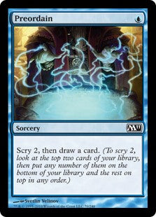 Preordain (Foil) (Trade-In)