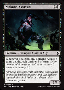 Nirkana Assassin