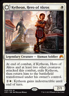 Kytheon, Hero of Akros (Gideon, Battle-Forged)