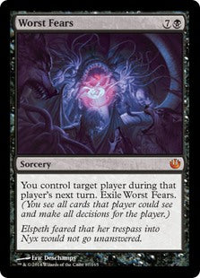 Worst Fears (Foil) (Trade-In)