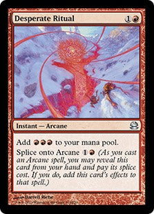 Desperate Ritual (Foil) (Trade-In)