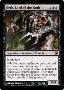 Geth, Lord of the Vault (Foil) (Trade-In)