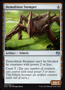 Demolition Stomper