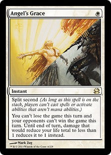 Angel's Grace (Foil) (Trade-In)