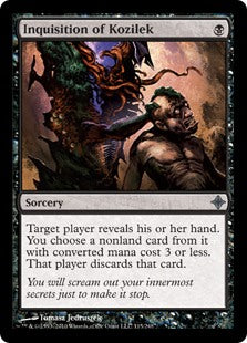 Inquisition of Kozilek (Foil) (Trade-In)