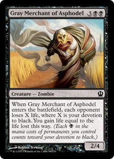 Gray Merchant of Asphodel (Foil) (Trade-In)