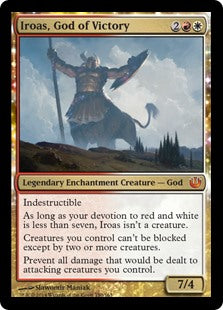 Iroas, God of Victory (Foil) (Trade-In)