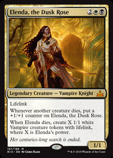 Elenda, the Dusk Rose (Trade-In)