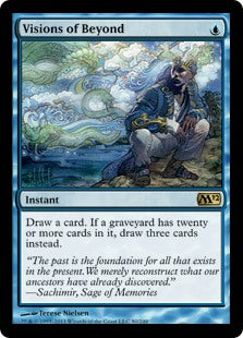Visions of Beyond (Foil) (Trade-In)