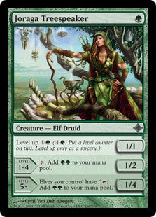 Joraga Treespeaker (Foil) (Trade-In)