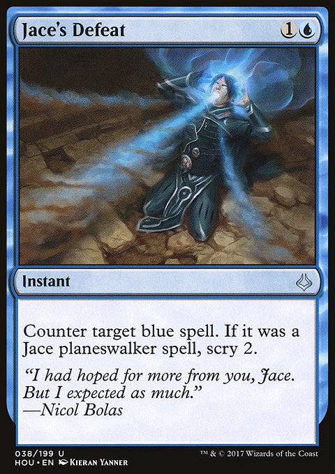 Standard Control on a Budget – Arcane Cards