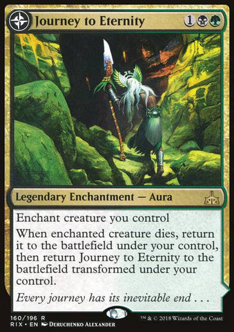 Journey to Eternity (Atzal, Cave of Eternity)