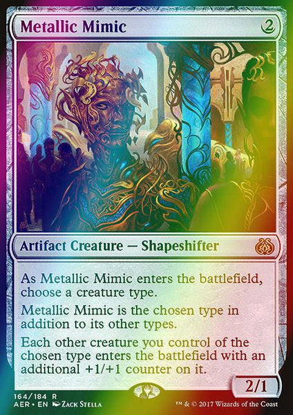 Metallic Mimic (Foil)
