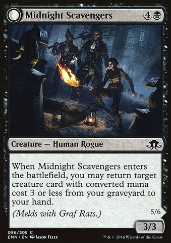 Midnight Scavengers (Chittering Host)