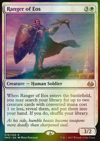 Ranger of Eos (Foil)