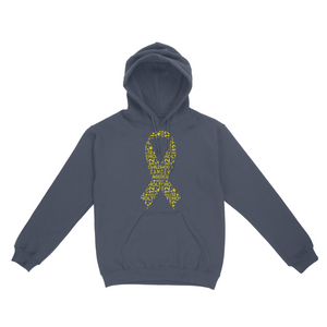 #BrockingOutCancer Hoodie (Adult)