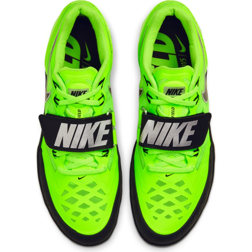 Unisex Zoom Rotational 6 (300 - electric green/black)