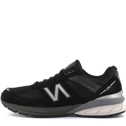 Men's 990 V5 (BK - black/silver)