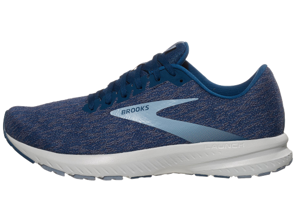 Men's Brooks Launch 7 (434 - blue fog/poseidon/grey)
