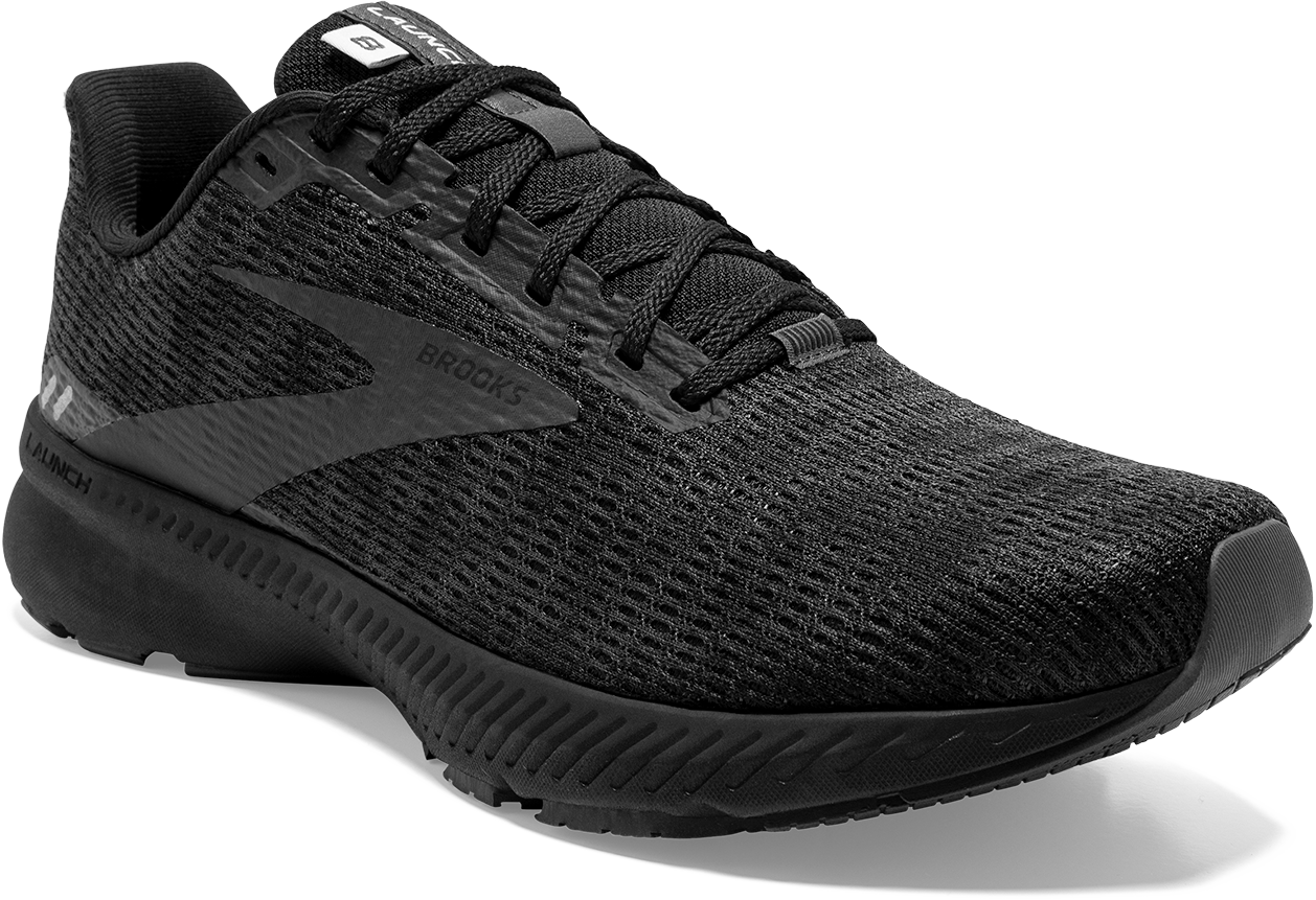 Men's Launch 8 (051 - Black/Ebony/Grey)