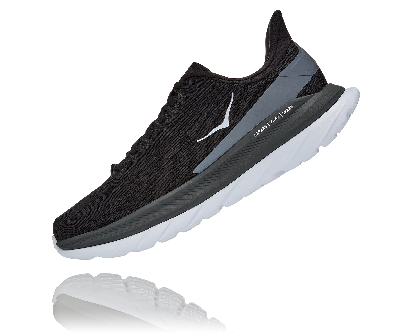 Men's Mach 4 (BDSD - Black/Dark Shadow)