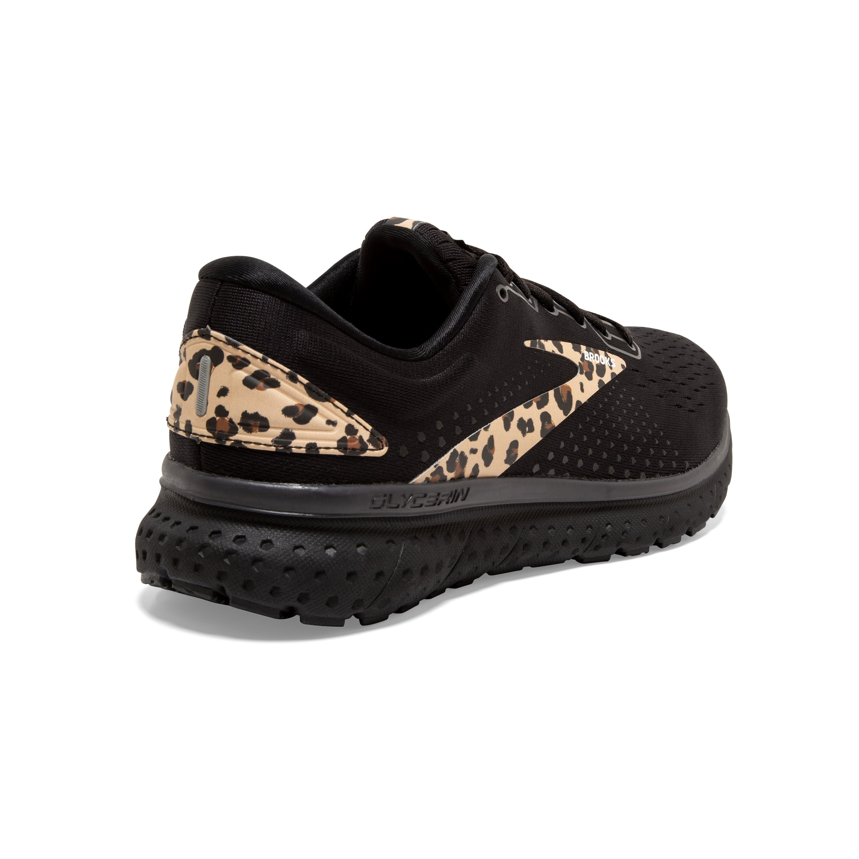 "Women's ""Run Wild"" Glycerin 18 (099 - black/blackened pearl/latte)"