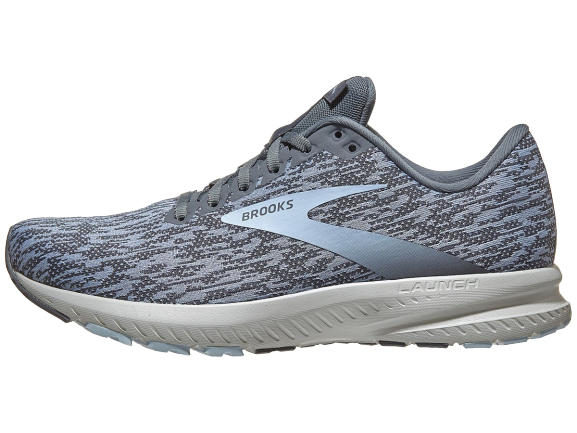 Women's Launch 7 (085 - turbulence/grey/blue)