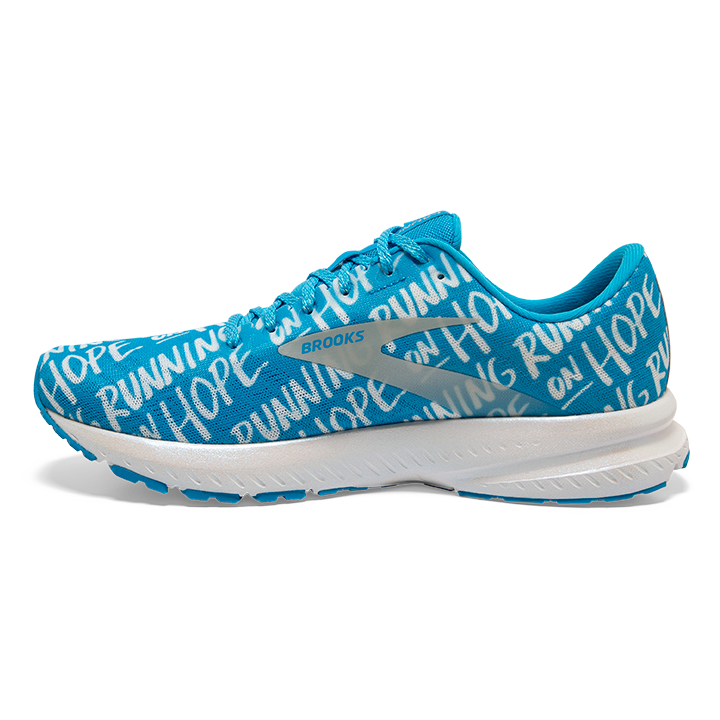 "Women's Launch 7 ""Brave Like Gabe"" (406 - blue/white)"