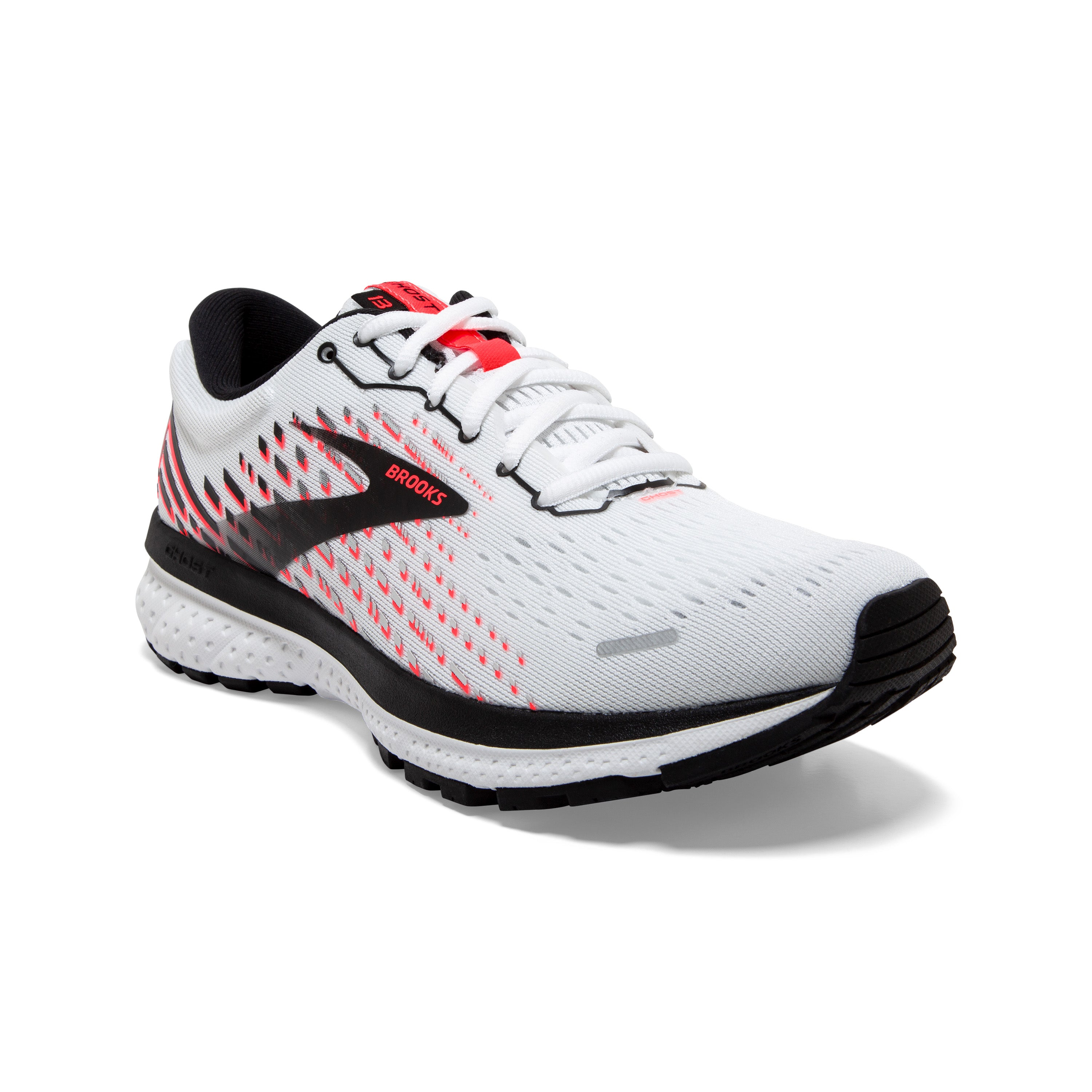 Women's Ghost 13 (192-white/pink/black)