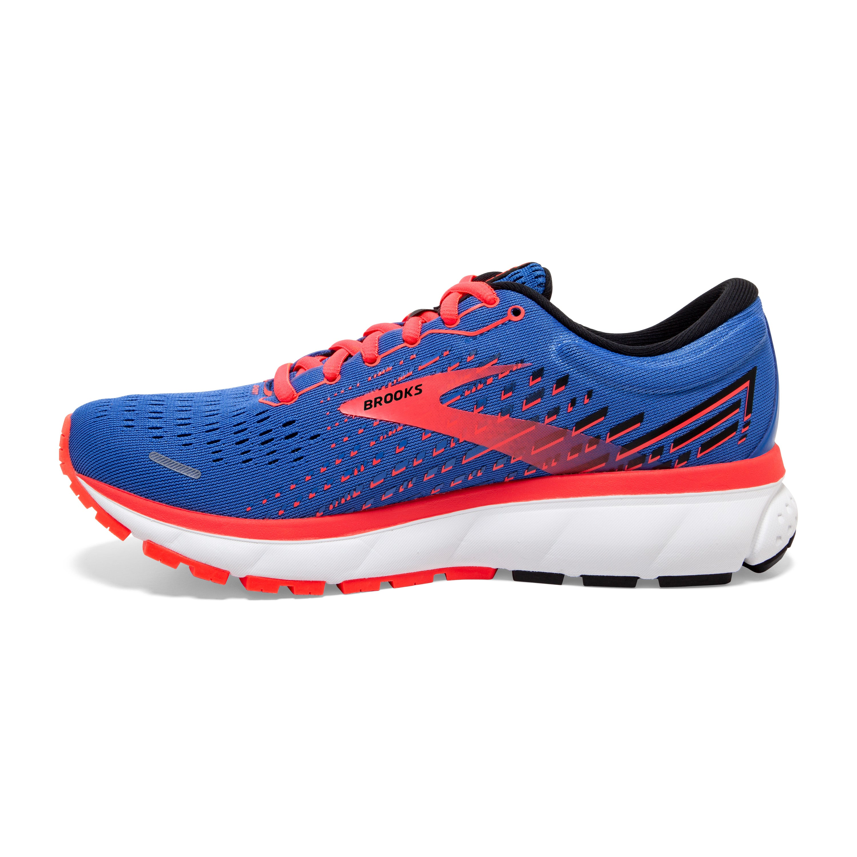 Women's Ghost 13 (424 - blue/coral/white)
