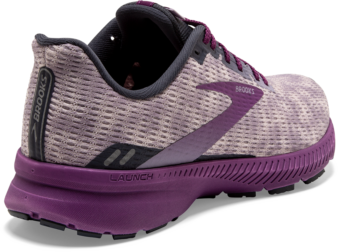 Women's Launch 8 (594 - Iris/Ombre/Violet)