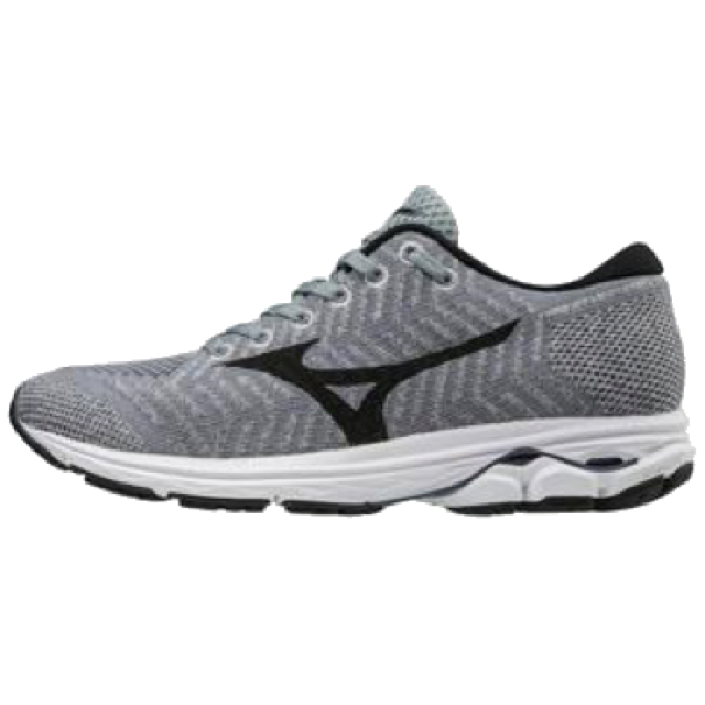 Women's Mizuno WaveKnit R2 (9F90 - folkstone grey/black)