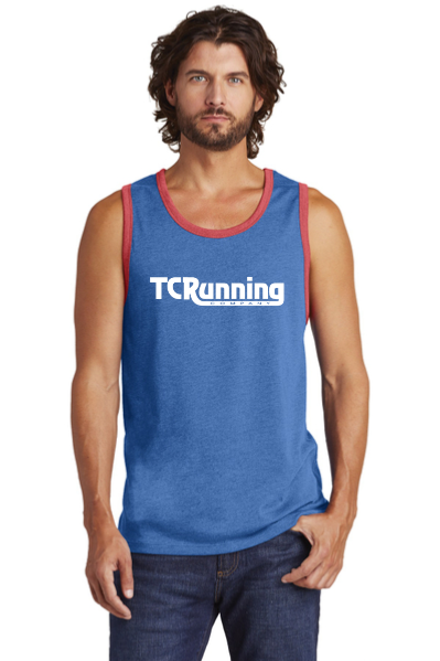 Men's TCRC Rebel Tank (blue/red)