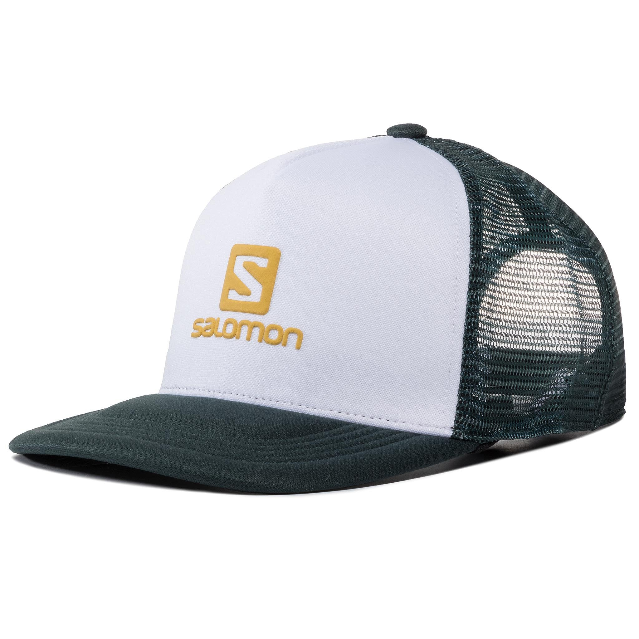 Unisex Summer Logo Cap (green/white)