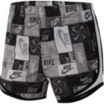 Women's Tempo Short (100 - White/Black/Black/Reflective Silver)