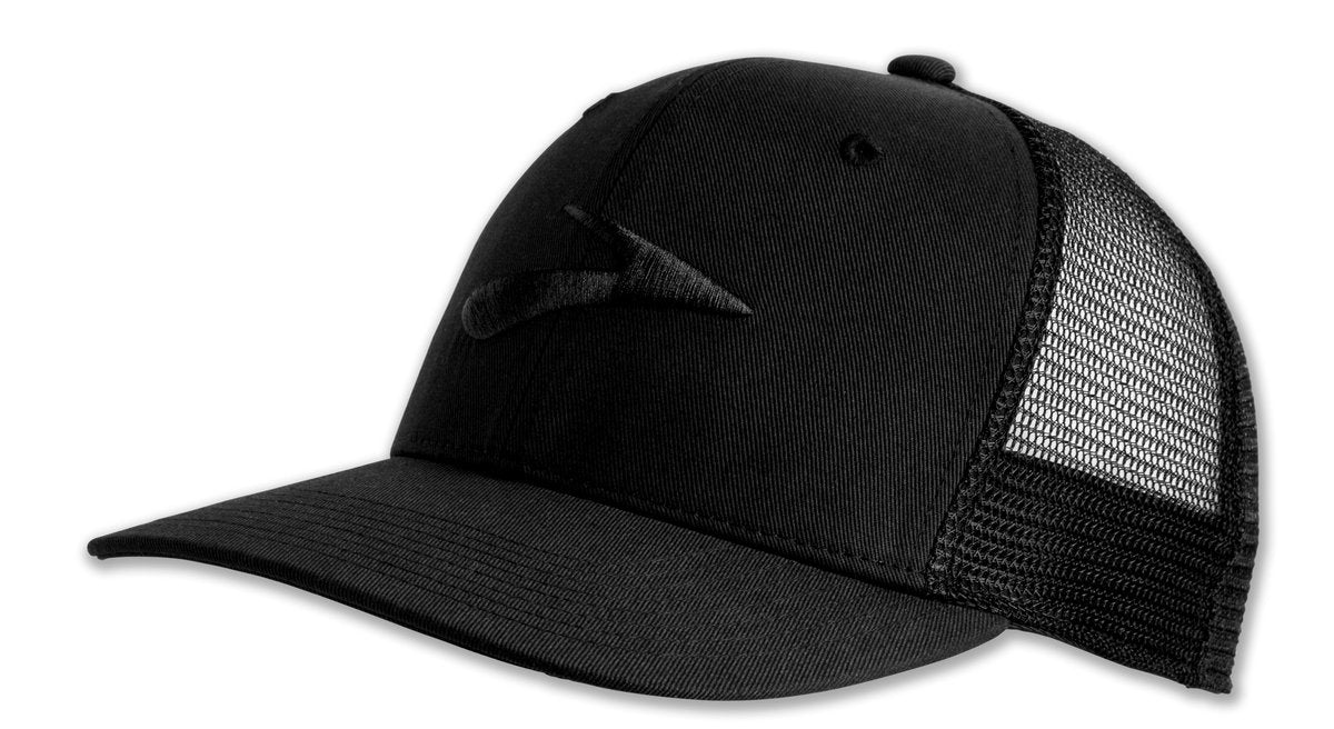 Discovery Unisex Trucker Hat (001 - Black)