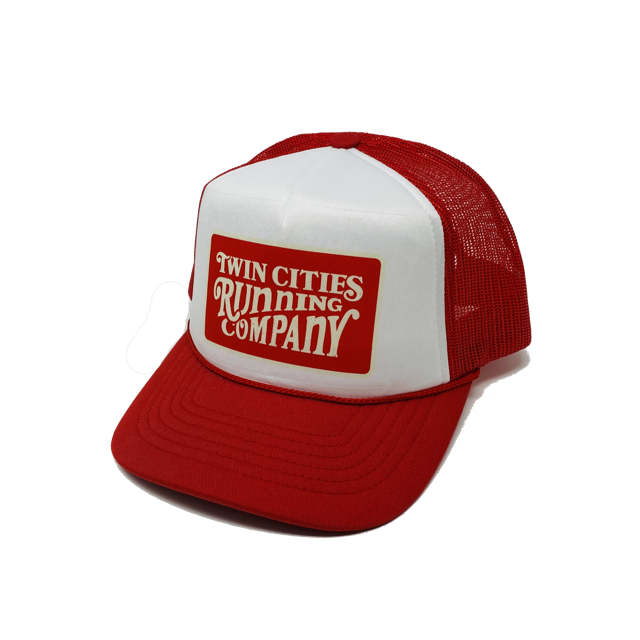 Woodcut Foam Trucker Snapback