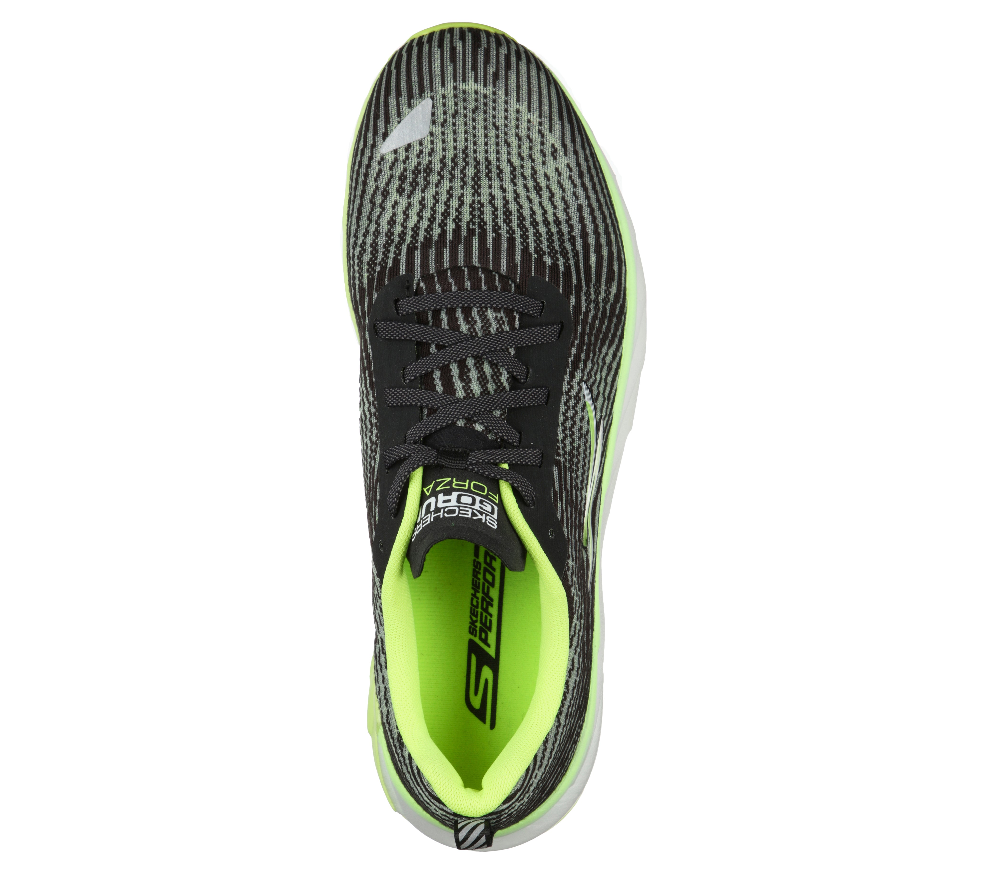 Men's GOrun Forza 4 Hyper (BKLM - Black/Lime)